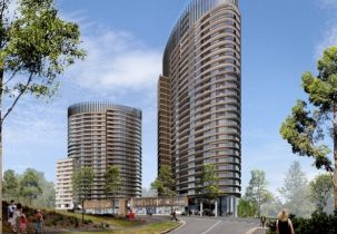 Australia Towers IIwilken group sydney electrical contracting level 1 asp commercial projects