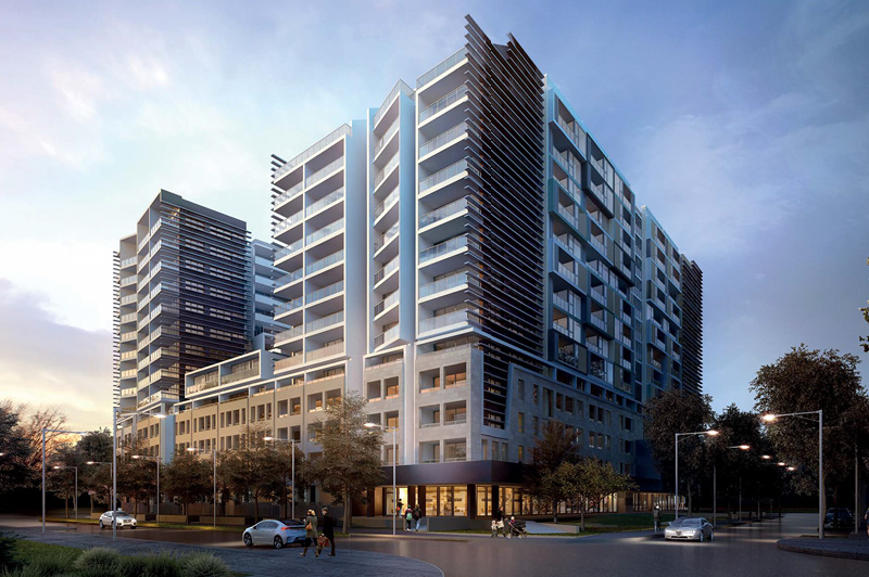 espritwilken group sydney electrical contracting level 1 asp commercial projects