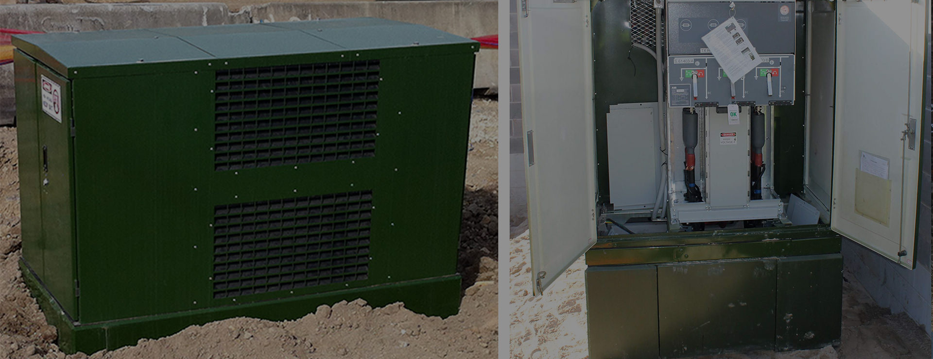 wilken group sydney electrical contracting level 1 asp kiosk sub station
