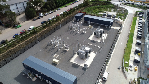 wilken group sydney electrical contracting level 1 asp data centre