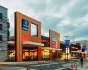 wilken group sydney electrical contracting level 1 asp shopping centre projects